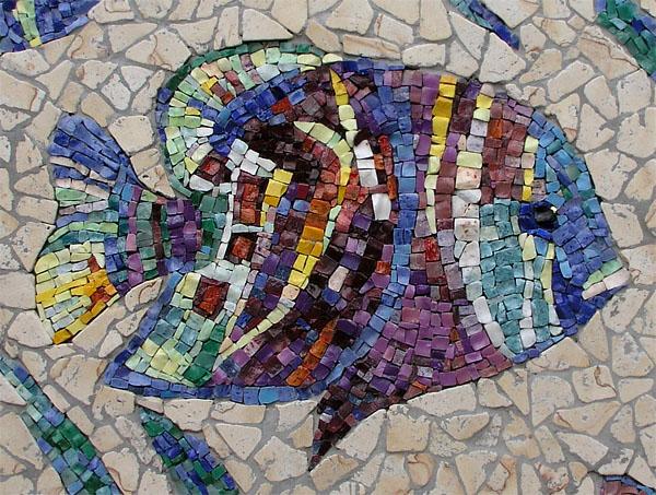 Мозаика панно своими руками фото